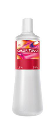 Wella Professional Color Touch Оксид 1,9% Велла Колор Тач 1000 мл