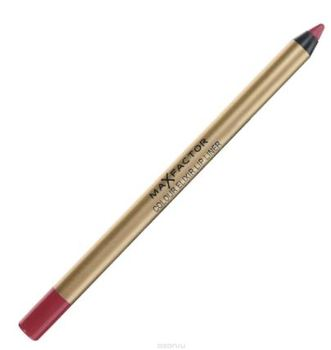 Карандаш для губ Max Factor Colour Elixir Lip Liner 10 Red rush