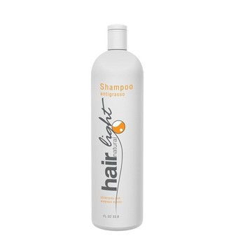 Шампунь для волос очищающий Hair Company Hair Light Natural Light Shampoo Antigrasso 1000 мл
