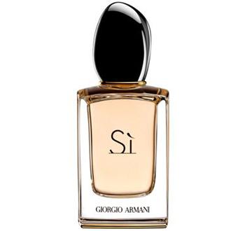 женская парфюмерная вода Giorgio Armani Si Eau De Parfum 30 мл