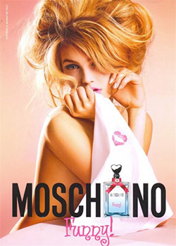 MOSCHINO FUNNY lady 25ml Туалетная вода 21576