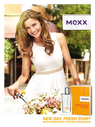 MEXX ENERGIZING FOR WOMEN lady 15ml Туалетная вода 41113