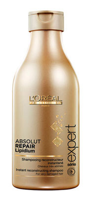 LOreal Professionnel Absolut Repair Шампунь Абсолют Липидиум 250мл