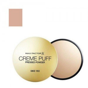 MAX FACTOR CREME PUFF POWDER 81 truly fair Пудра 46870